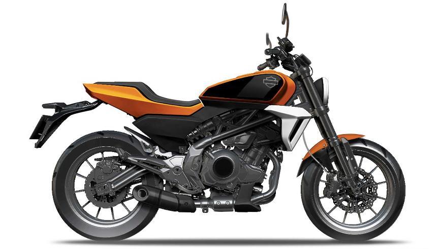 Harley-Davidson сотрудничает с Qianjiang Motorcycle