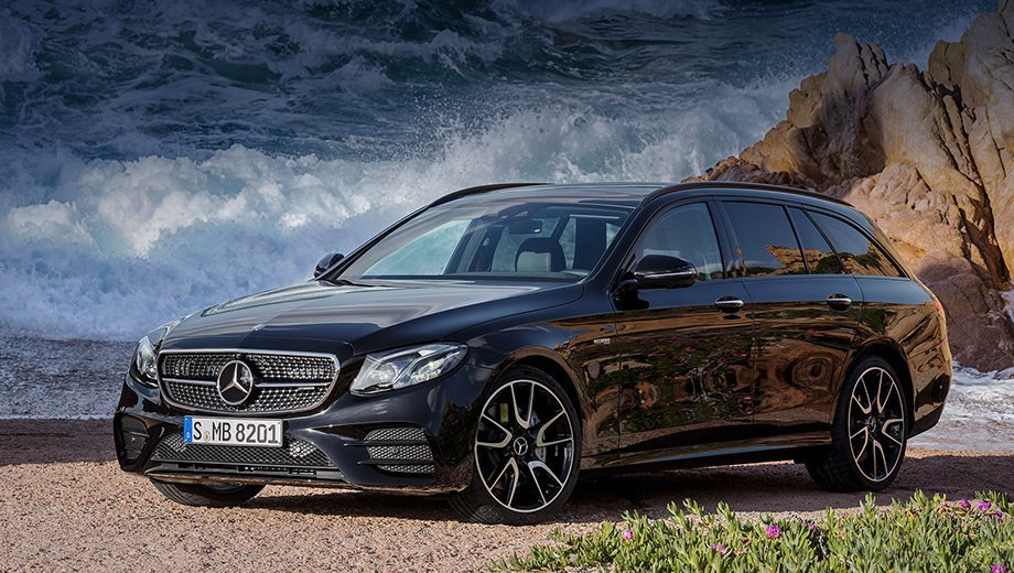 Mercedes-Benz E Class All-Terrain стала известна цена на территории РФ