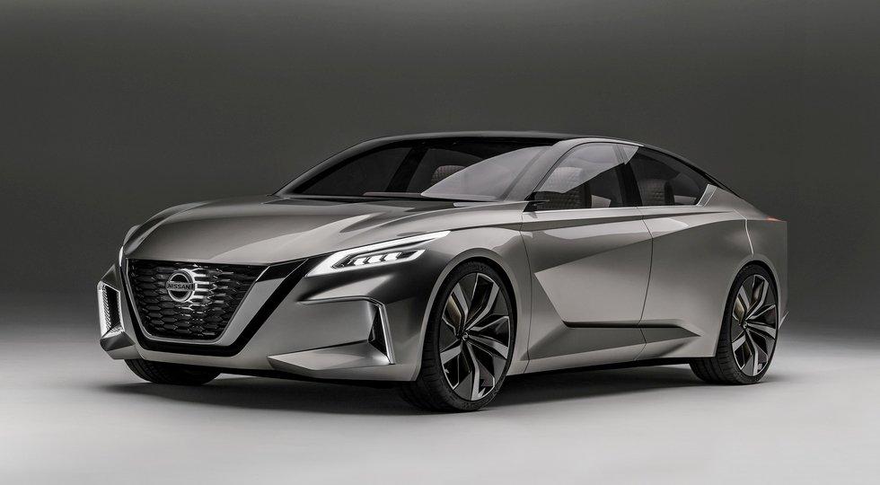 В2015-м году Ниссан покажет прототип собственной новоиспеченной модели