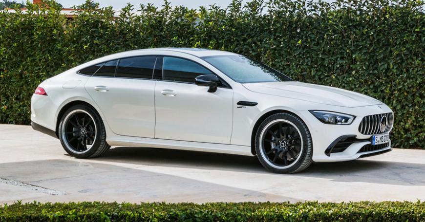 Объявлены цены налифтбек Mercedes-AMGGT