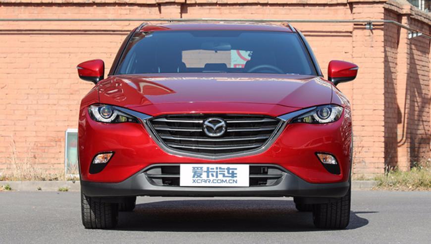 Обновленным кросс-купе Mazda CX-4 можно управлять при помощи смартфона