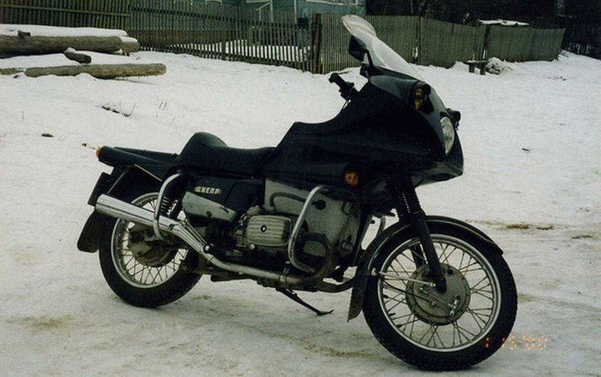 В сети вспомнили о советском мотоцикле «Днепр», способном догнать «Яву»