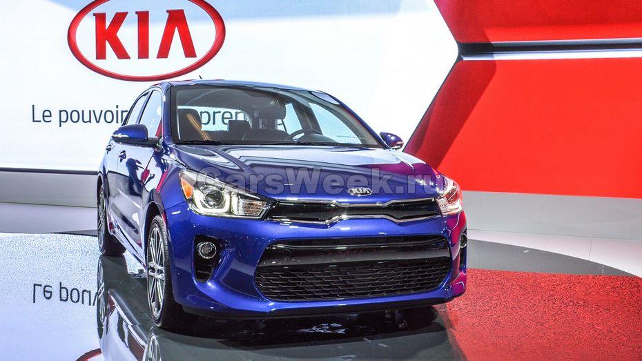 Рассекречены характеристики нового поколения Kia Rio