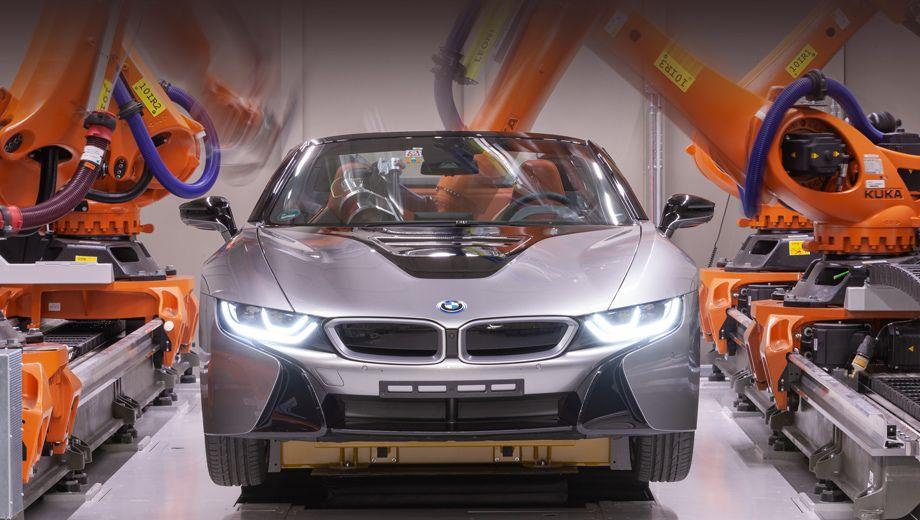 BMW анонсировала уникальный томограф для автомобилей