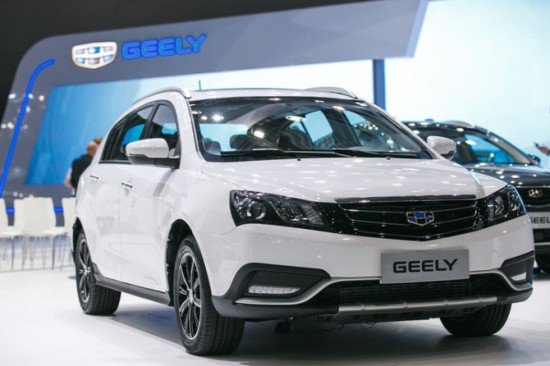 Зимой в Российской Федерации начнутся продажи седана Geely EmgrandGT