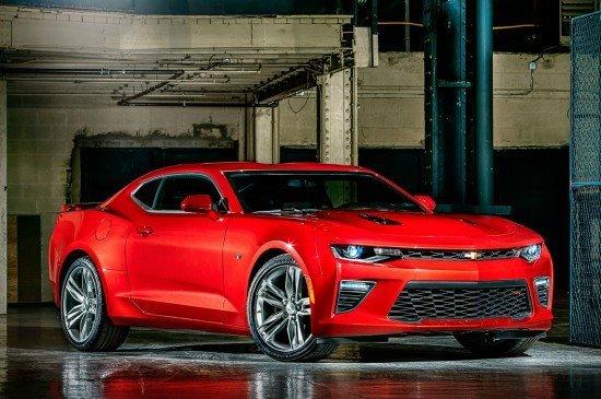 Chevrolet собирается привезти в Россию новую версию Camaro