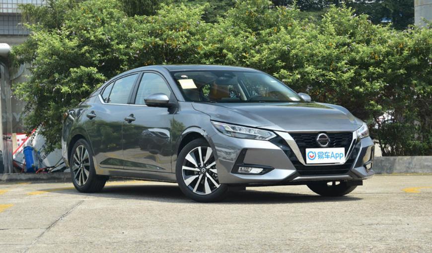 Седан Nissan Sylphy вновь стал бестселлером китайского атвоырнка