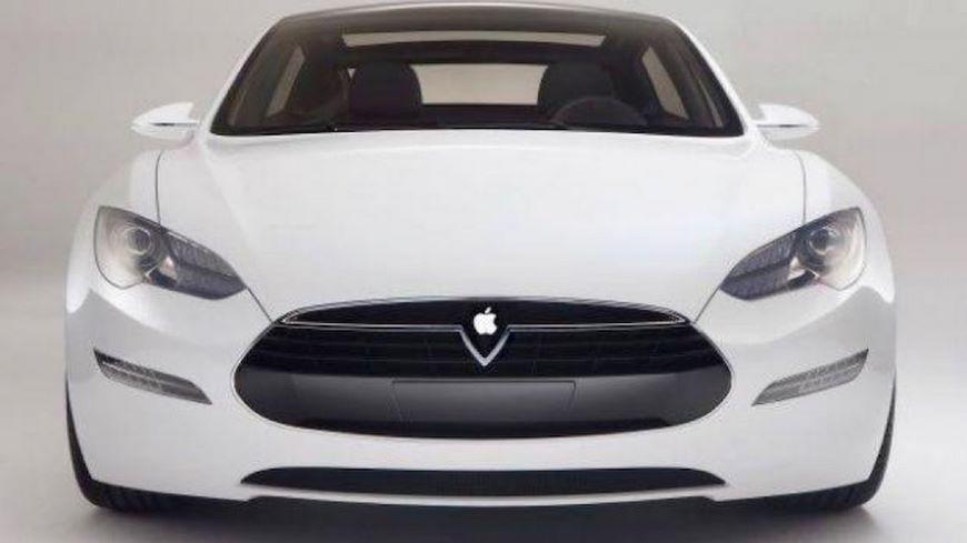 VW иApple выпустят для собственных служащих беспилотный автомобиль