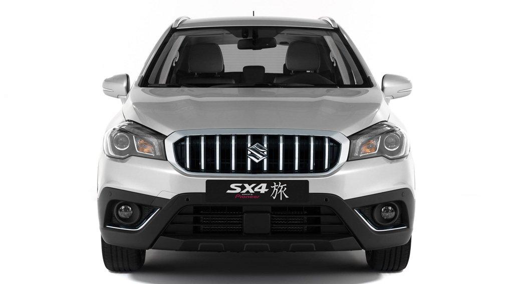 Suzuki озвучила цену на специальную версию Suzuki SX4