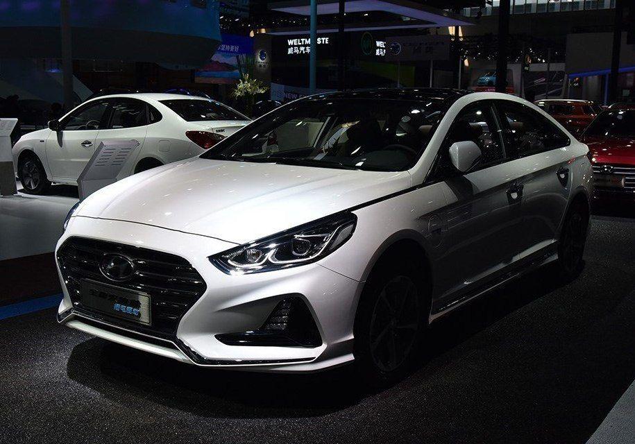 Hyundai Sonata получила plug-in гибридную версию