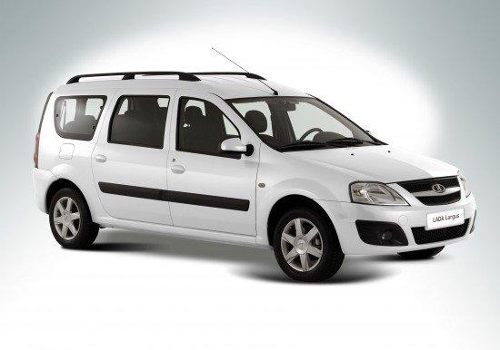 Стартовало производство Lada Largus с двигателем ВАЗ-11189