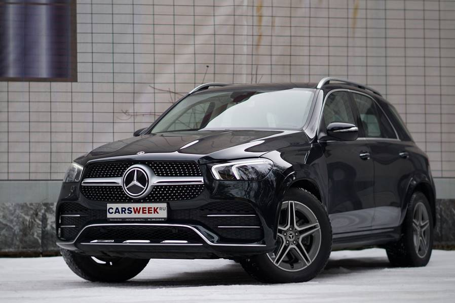 Тест-драйв Mercedes-Benz GLE 300 d