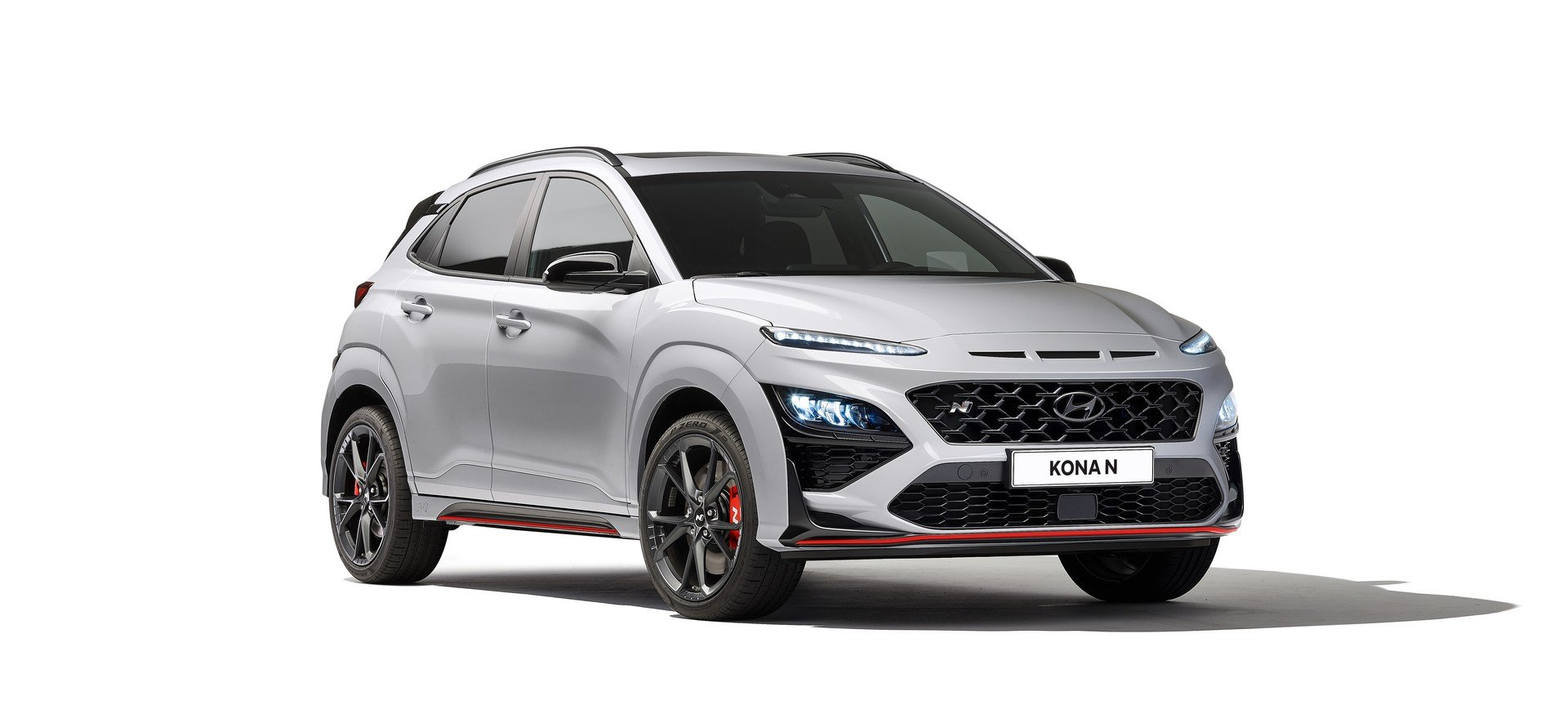 Дебютировал Hyundai Kona N 2022 года с 276-сильной трансмиссией