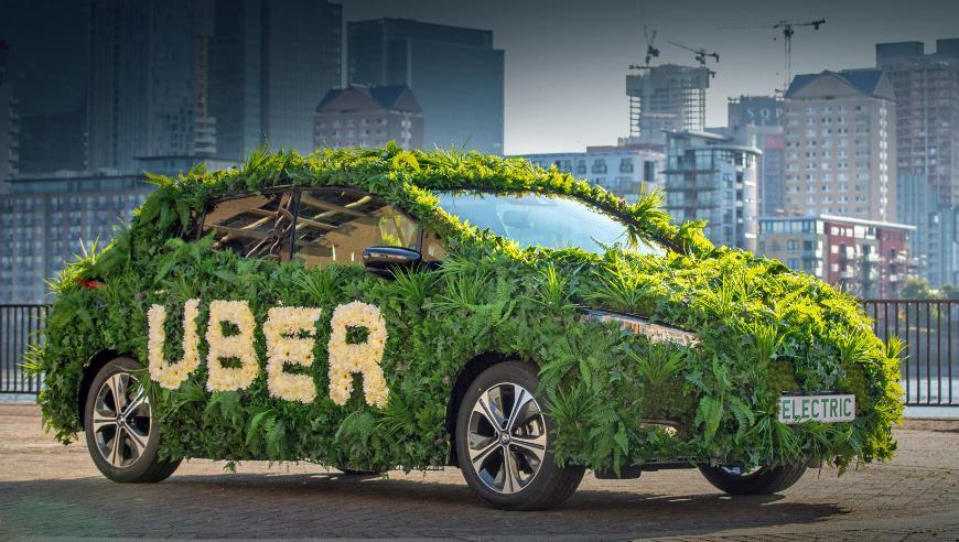 Renault, Nissan, GM и Uber договорились пересадить таксистов на электромобили