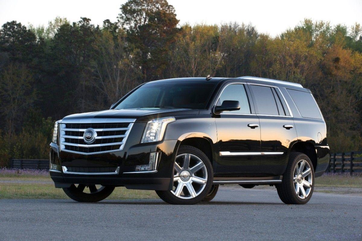Cadillac обновит внедорожник Escalade к 2020 году и добавит ему новые двигатели