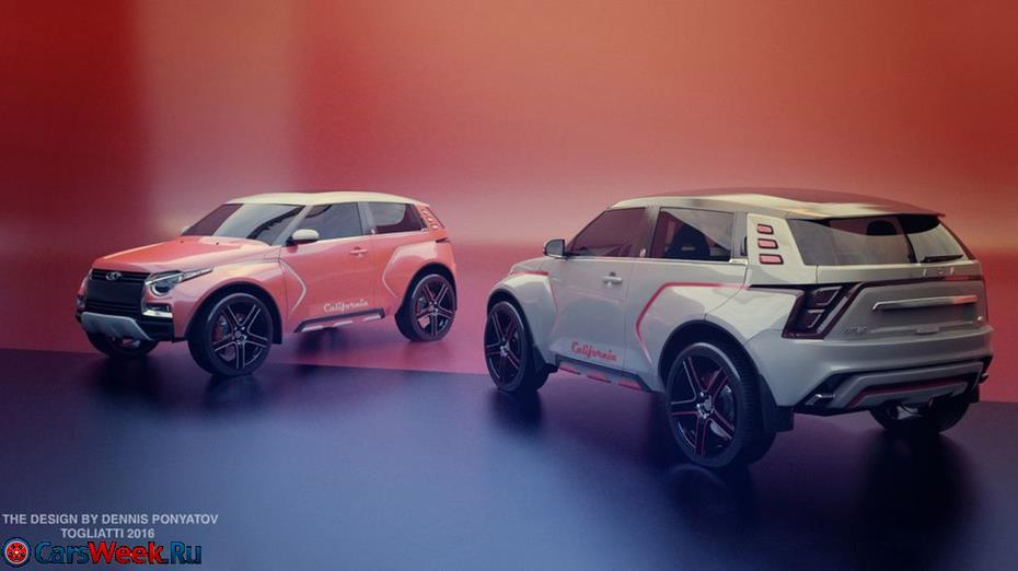 Новая Лада 4x4 может быть построена наплатформе Renault-Nissan