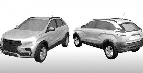 Волжский автомобильный завод получил права нановое имя для хэтчбека Лада Xray