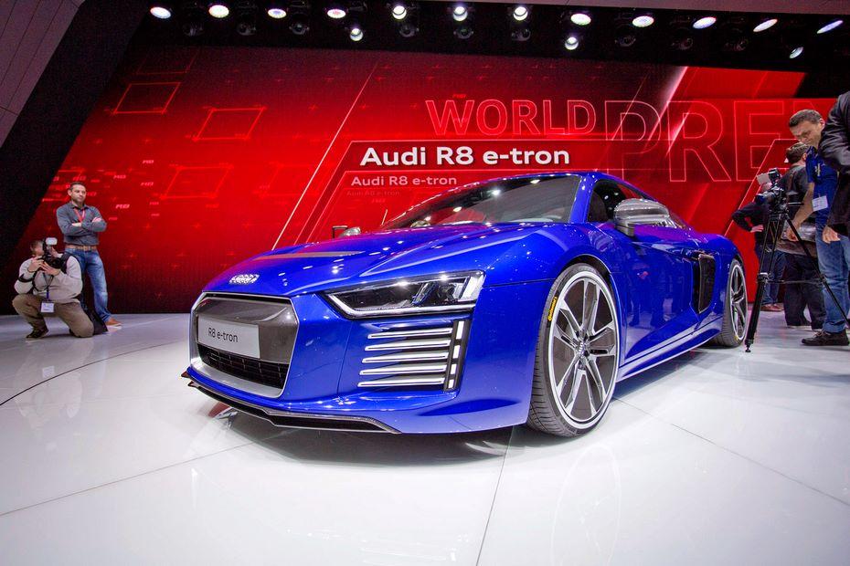 Ауди значительно расширит производство электромобилей