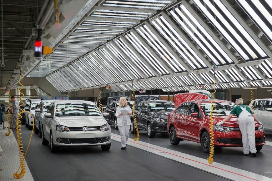 Volkswagen сокращает сроки гарантии с шести до четырех лет