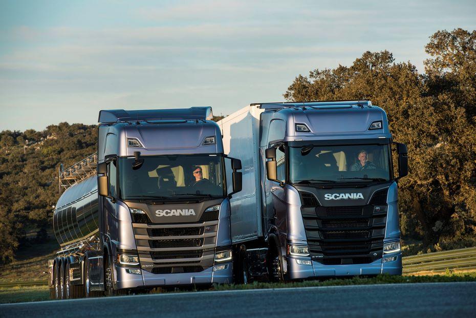Шведская автомобильная компания Scania заплатит миллионы замонопольный сговор