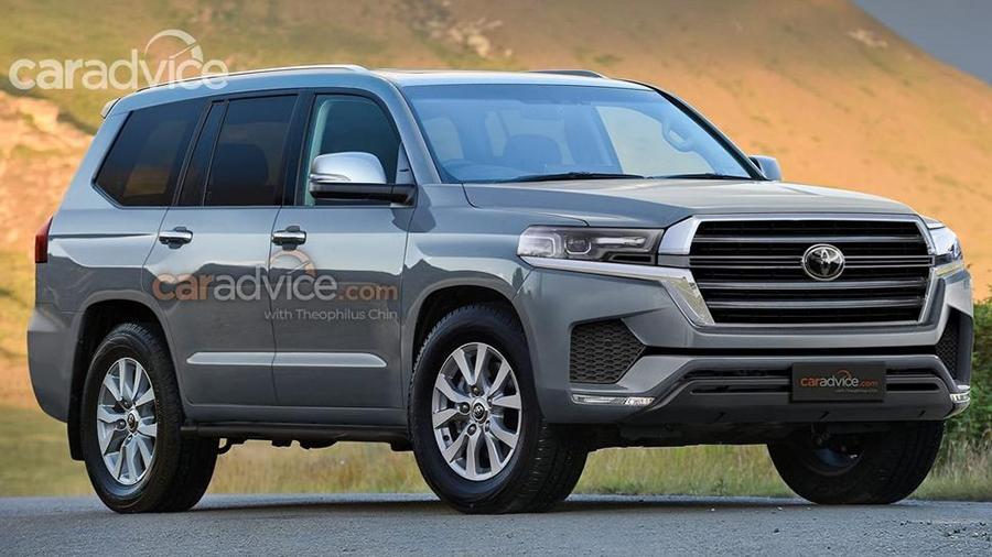 Появление нового Toyota Land Cruiser могут отложить