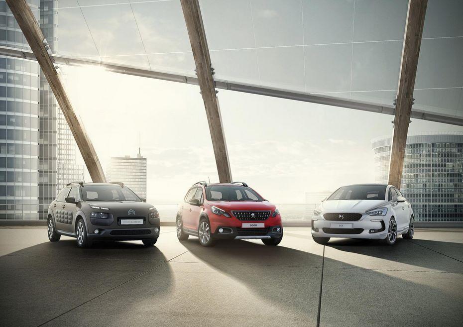 Альянс Peugeot Citroen электрифицирует все модели до 2025 года