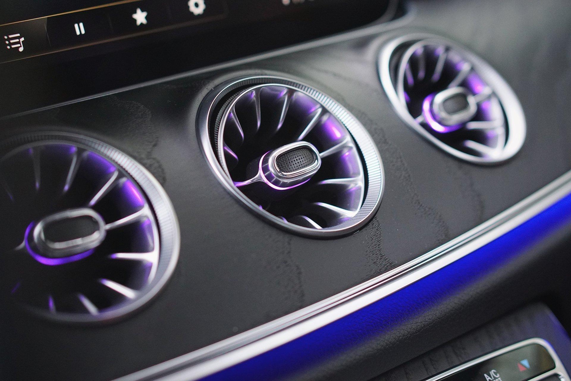 Красота баланса: тест Mercedes-AMG E 53 Coupe