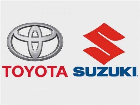 Тойота и Сузуки хотят сотрудничать впроизводстве авто