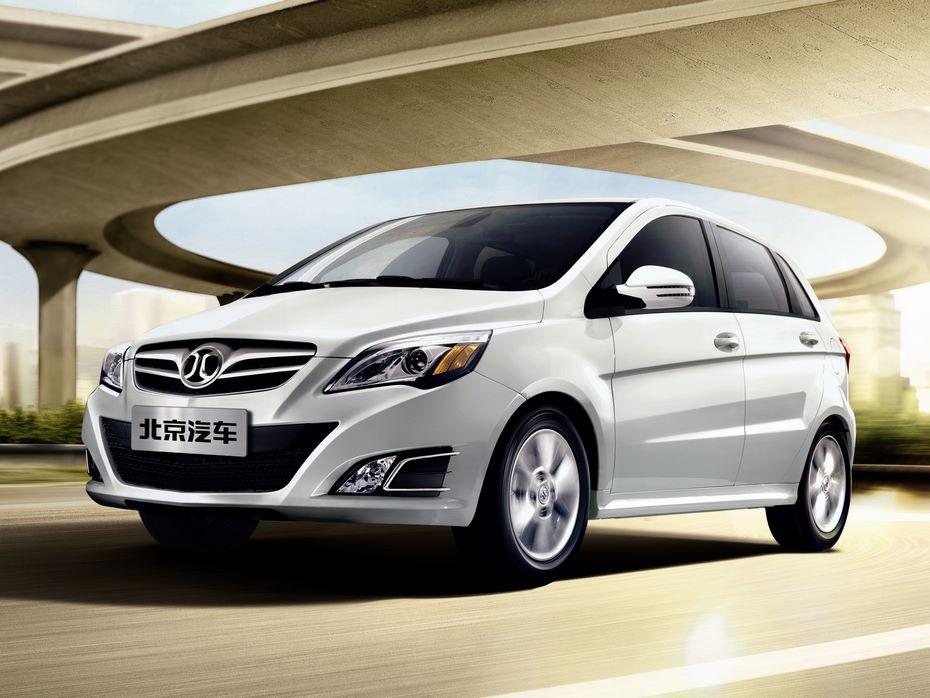Китайский BAIC откажется торговать машины сДВС к 2025г.