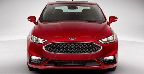 Продажи нового Ford Fusion Sport начнутся в августе