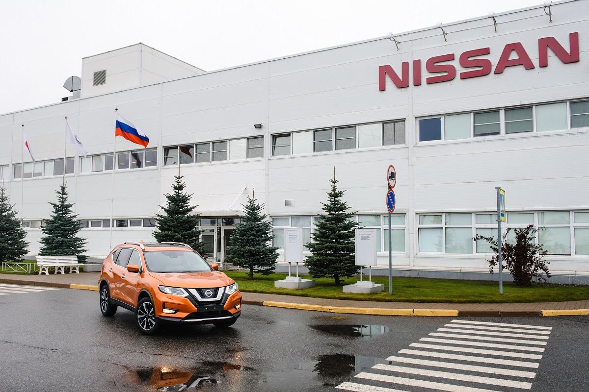 На петербургском заводе Nissan выпустили более 38 тыс. авто в 2020-м