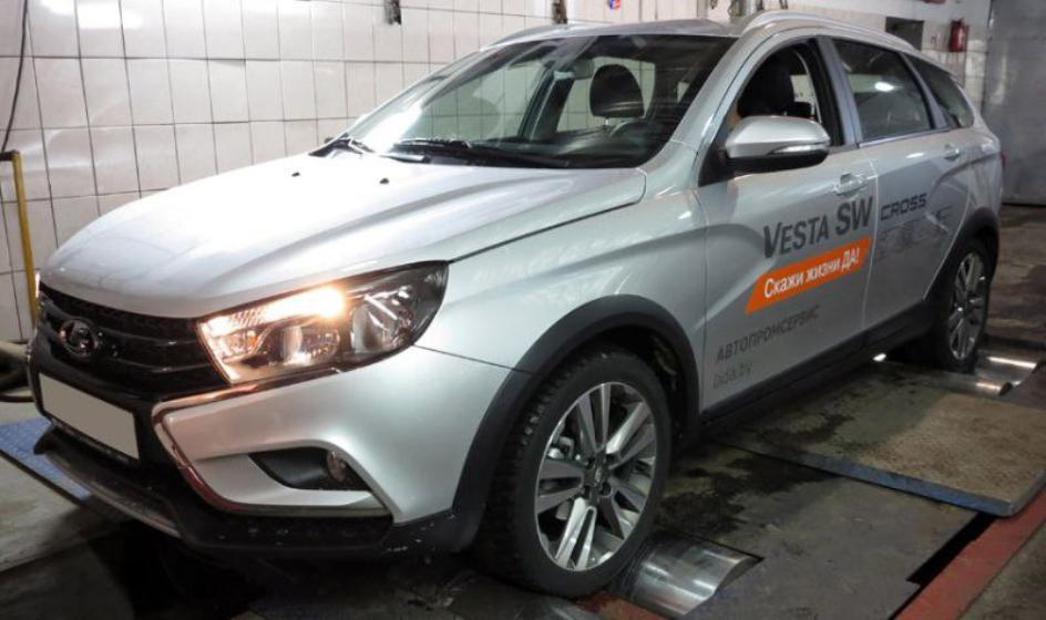 Специалисты: 1,8-литровый мотор Лада VestaSW имеет большую мощность