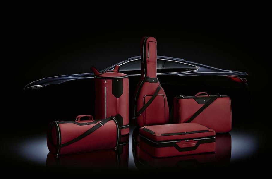 Набор сумок для БМВ 8-Series оценили дороже универсала Киа Ceed