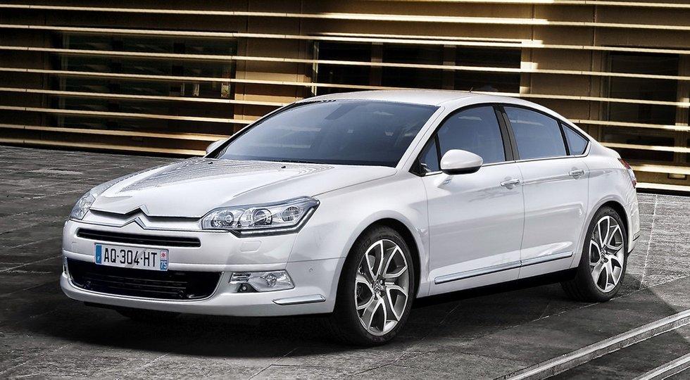 PSA прекратила выпускать седан иуниверсал Ситроен C5