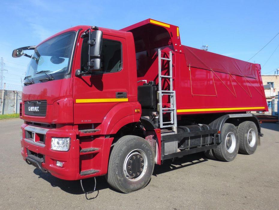 «КАМАЗ» будет выпускать ежедневно по200 фургонов