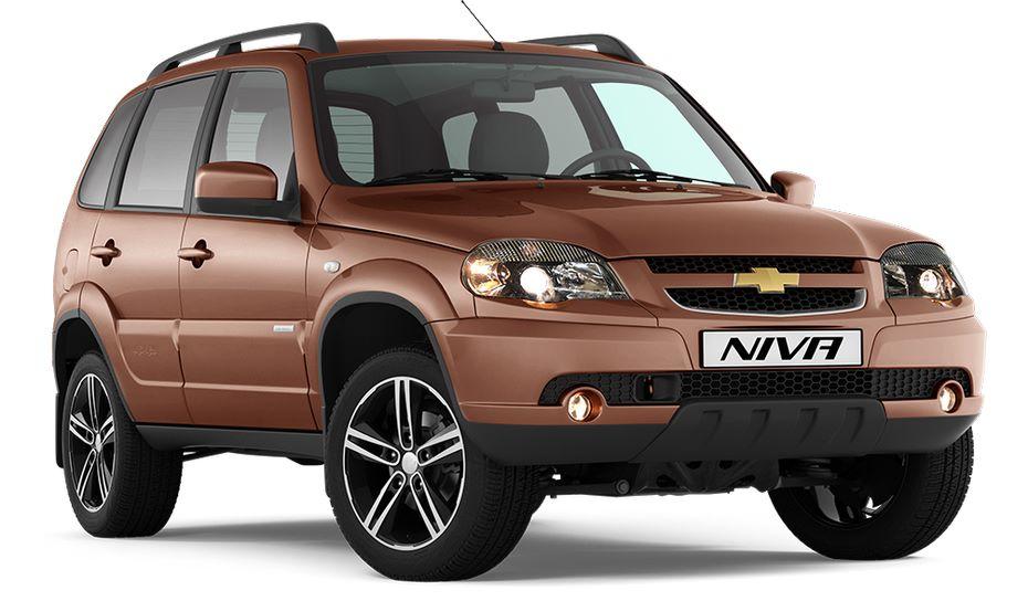 Chevrolet Niva стала доступна для покупки с подарочным набором опций