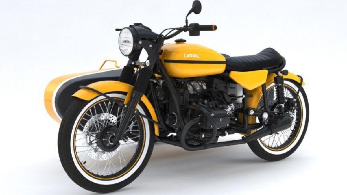 Ирбитский мотоциклетный завод представил новую модель