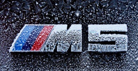 BMW вовсю тестирует новую M5