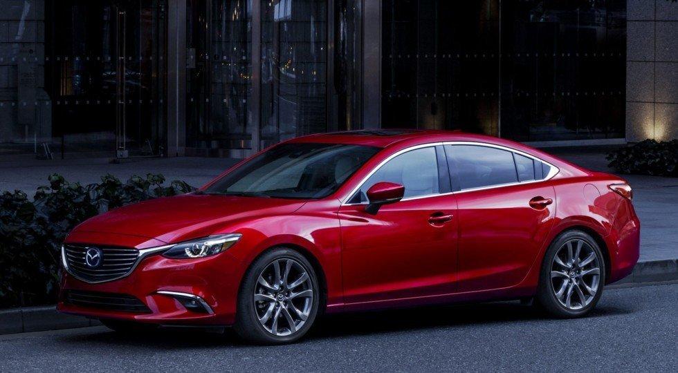 Mazda отзывает вСША более 200 тысяч своих автомобилей class=