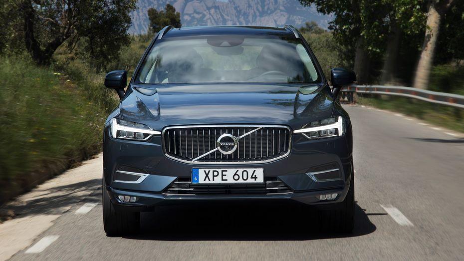 Volvo представила информацию о комплектациях и стоимости обновленной версии XC60