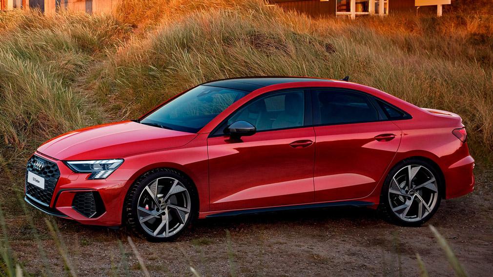Иномарки Audi A3 и Audi A3 Sportback приобрели в России три новые модификации