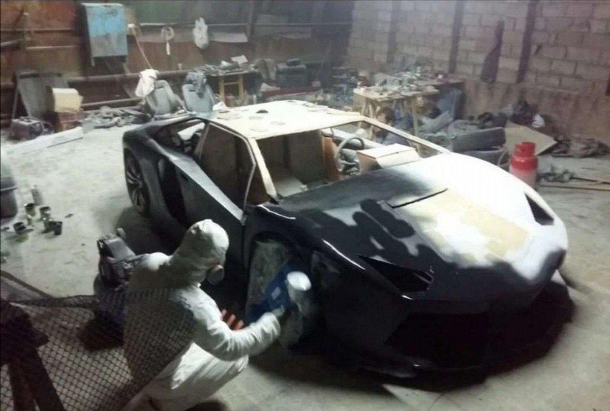 Суперкар Lamborghini Aventador российской сборки выставили на продажу за 3 млн рублей