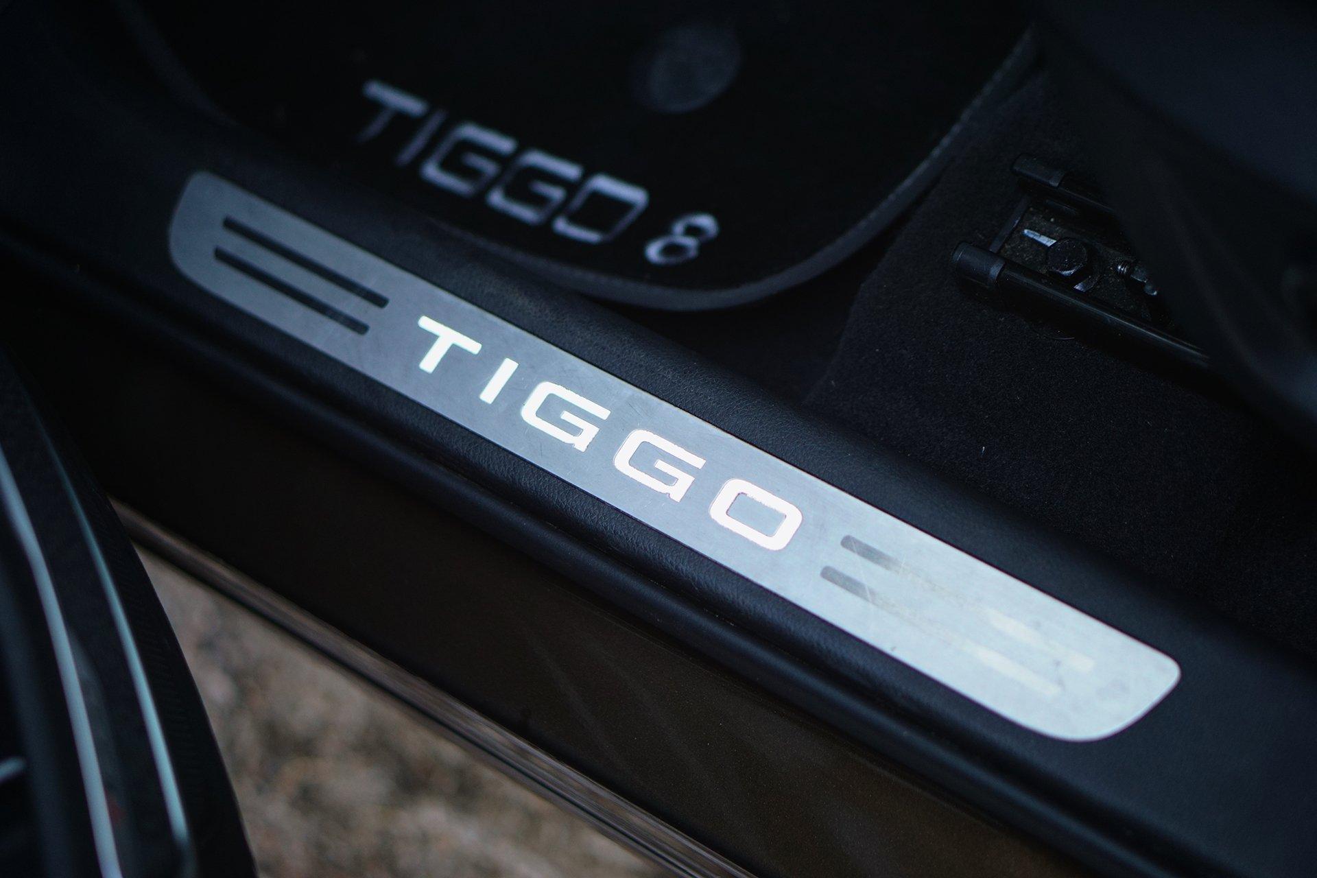 Прогресс: тест Chery Tiggo 8