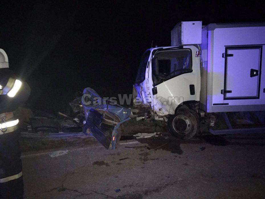 Семья изАстраханской области погибла в страшной трагедии натрассе