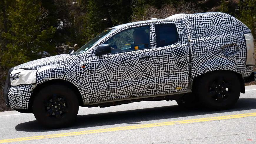 Ford активно тестирует возрожденный внедорожник Bronco