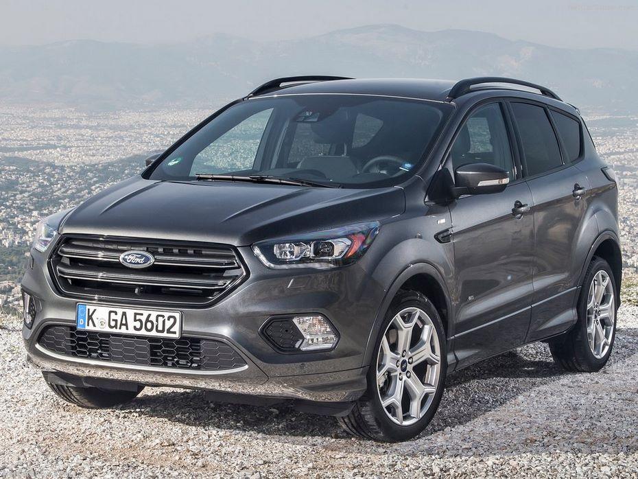 Форд Kuga стал на60% русским