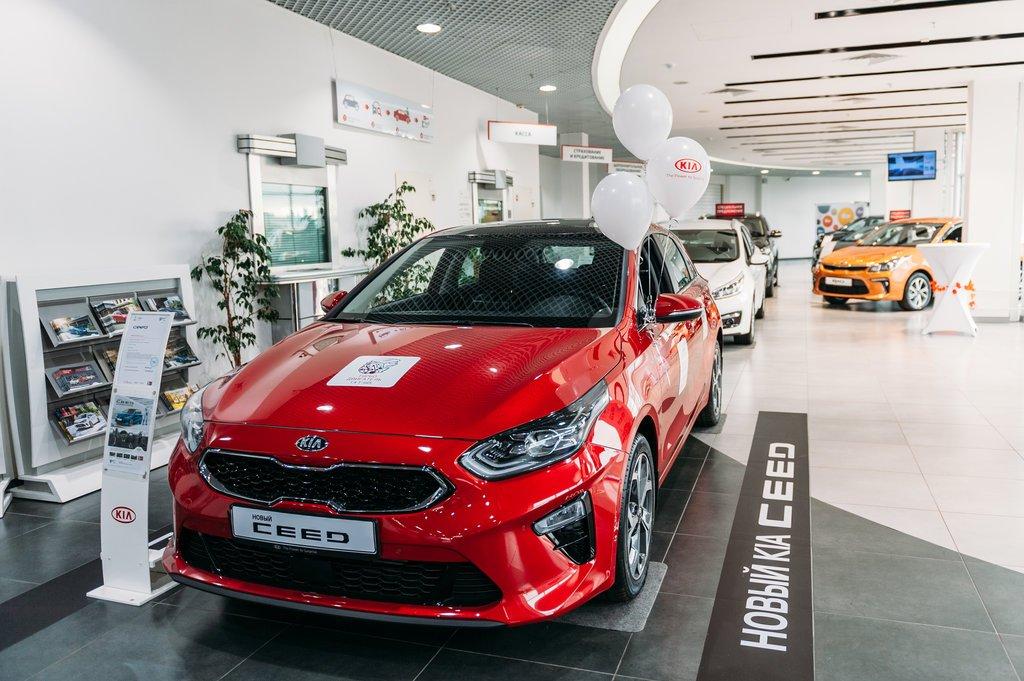 Продажи машин KIA с пробегом в марте увеличились на 28%