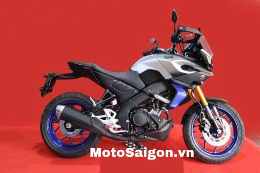 В Сеть просочилось изображение нового Yamaha Tracer 125/150/155