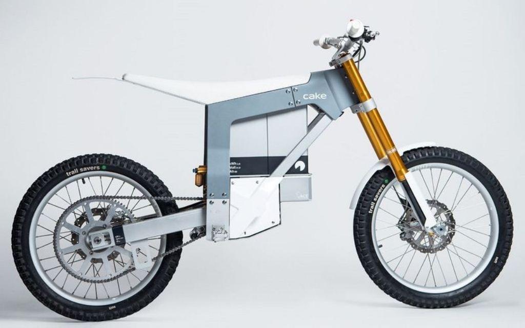 Шведы показали альтернативу мотоциклу от «Калашникова»