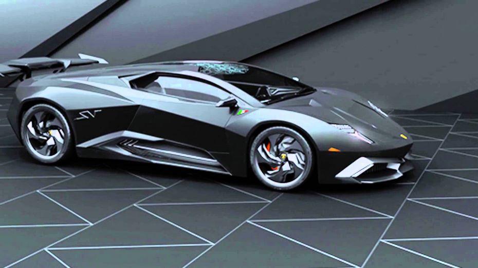 Новый инновационный суперкар Lamborghini представят в 2017